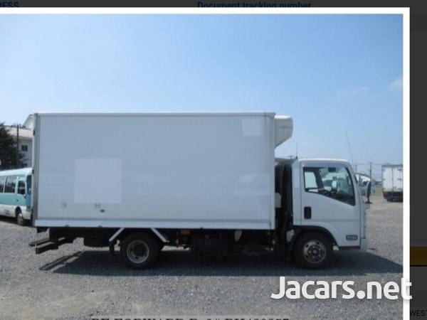 2015 Isuzu Elf Refrigerated Truck, IN TRANSIT-3