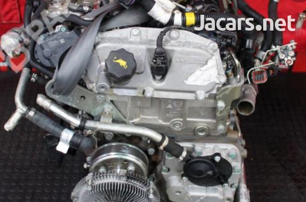 Mitsubishi Canter Fuso 4P10 Engine scrapping-3