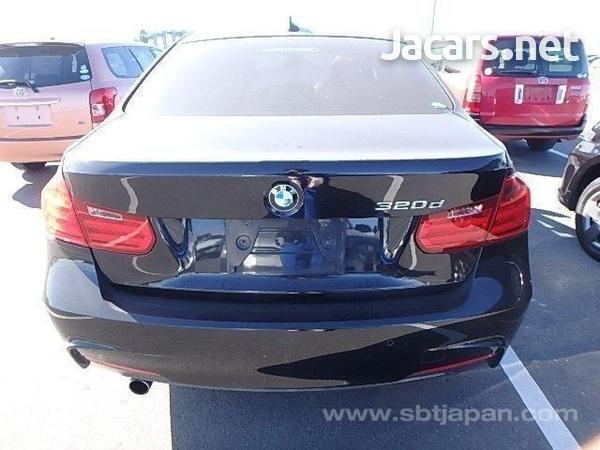 BMW 3-Series 1,9L 2015-2