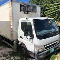 Mitsubishi Canter Box Truck