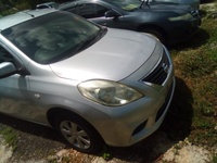 Nissan Latio 1,6L 2013