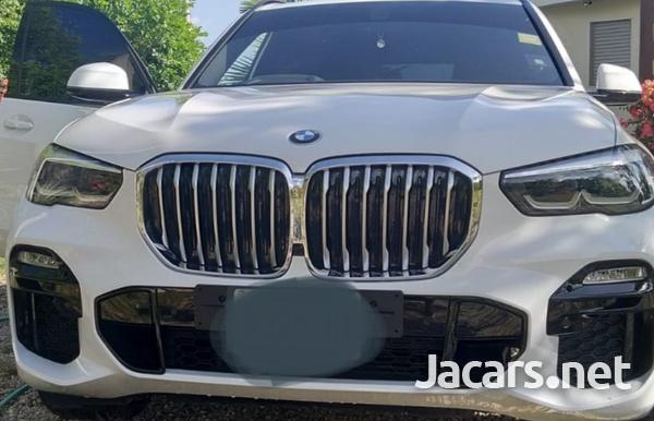 BMW X5 2,5L 2020-2