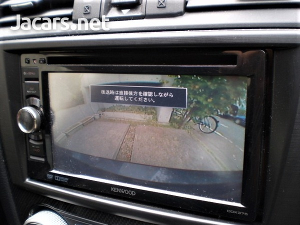 Subaru WRX 2,0L 2015-12