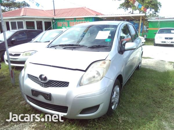 Toyota Vitz 1,3L 2008-1