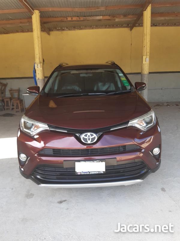 Toyota RAV4 2,0L 2016-2