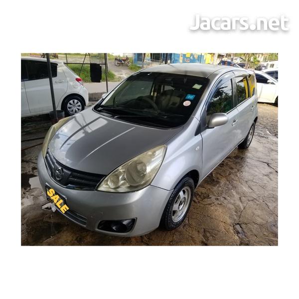Nissan Note 1,6L 2011-1