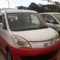Suzuki Solio 1,2L 2013