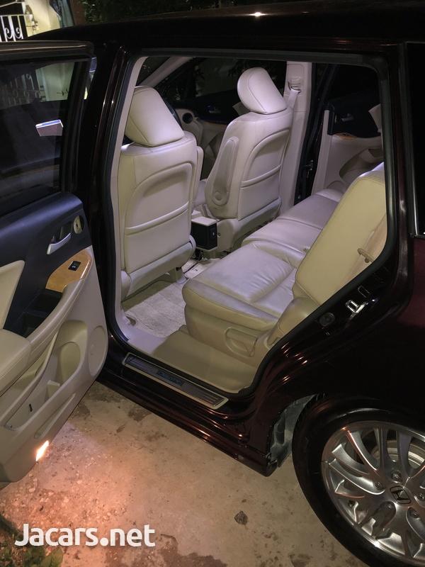 Honda Odyssey 2,4L 2011-6
