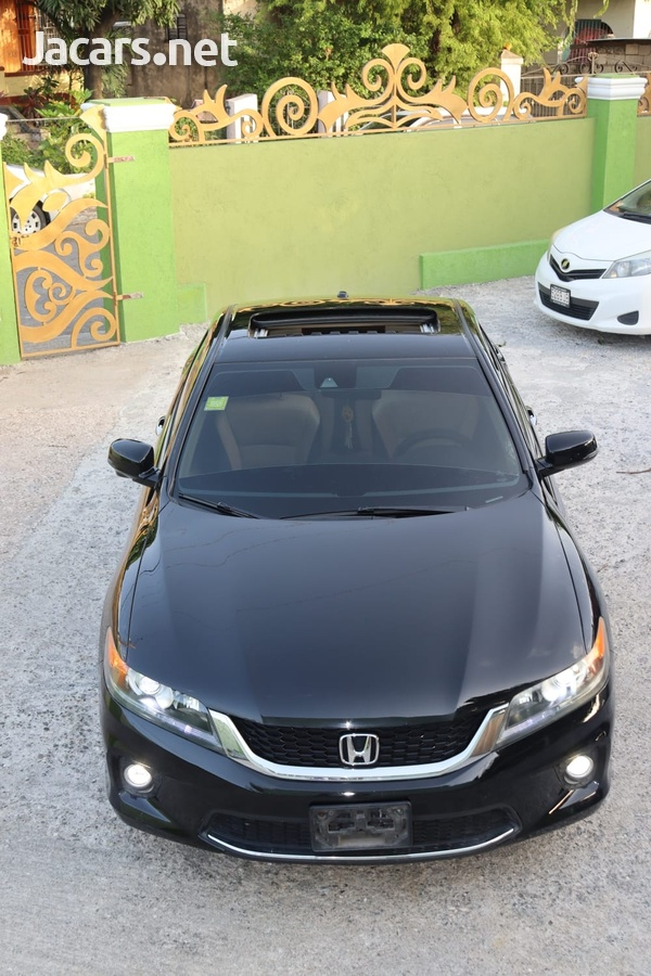 Honda Accord 2,4L 2015-8