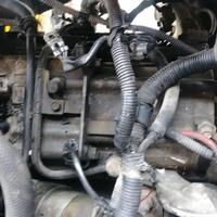 Bottom half of d17 engine left hand drive