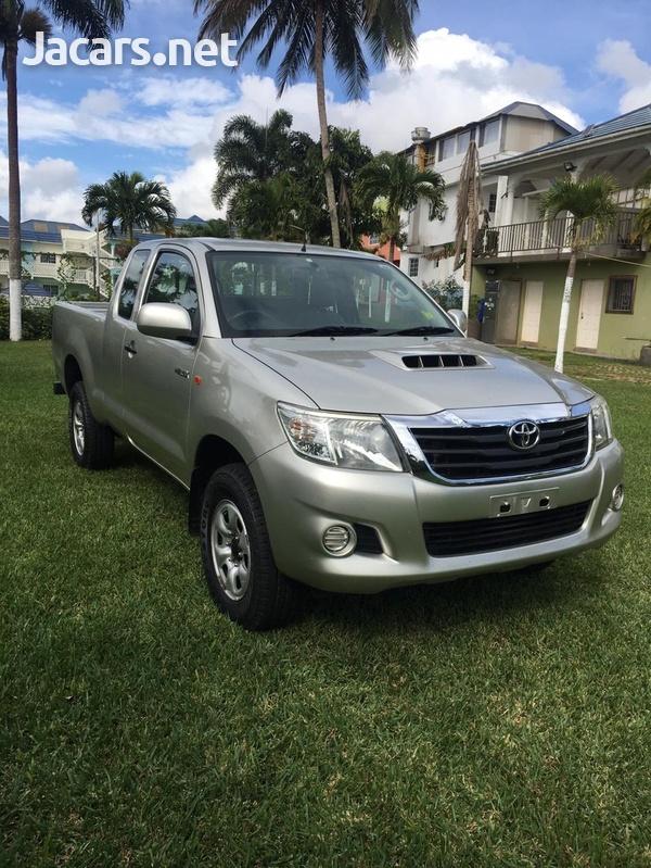 Toyota Hilux 3,0L 2012-3