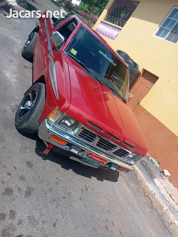 Nissan Pickup 2,4L 1993-4