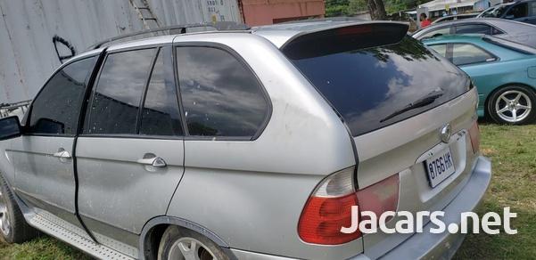 BMW X5 3,5L 2001-3