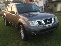 Nissan Frontier 4,0L 2016