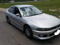 Mitsubishi Galant Fortis 2,5L 2005