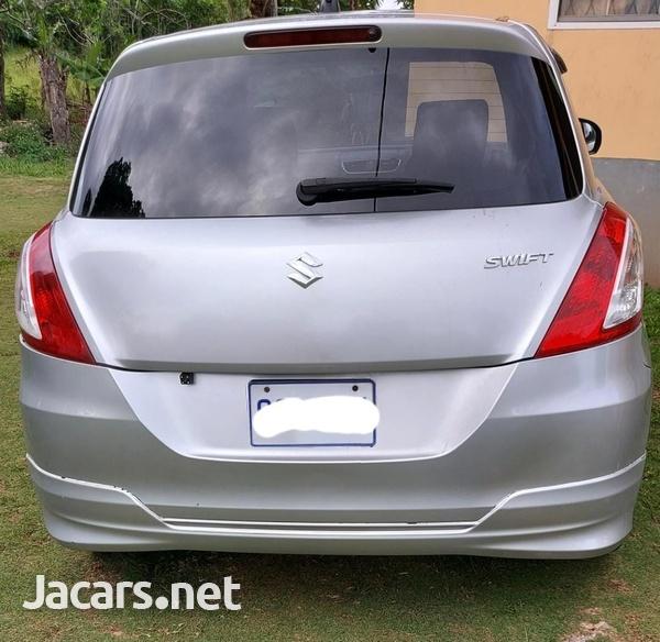 Suzuki Swift 1,2L 2012-7