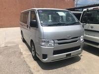 Toyota Hiace Bus 2015
