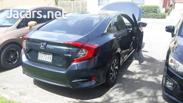 Honda Civic 1,6L 2018-2