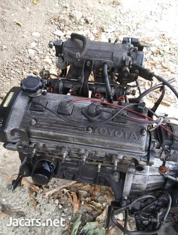 4e Engine and Transmission