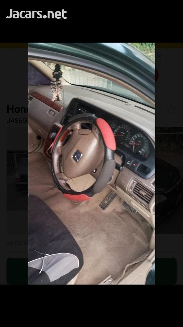 Honda Odyssey 2,5L 2002-5