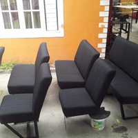 WE BUILD AND INSTALL SEATS FOR TOYOTA HIACE AND NISSAN 876 3621268