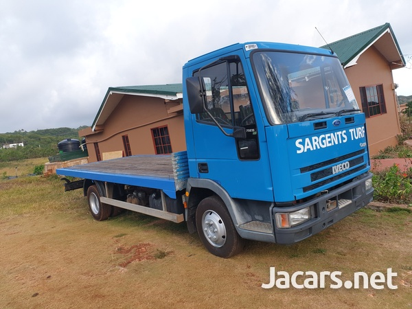 1999 Ford Iveco Flat Bed-6
