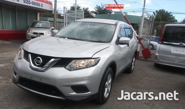 Nissan X-Trail 2,0L 2017-2