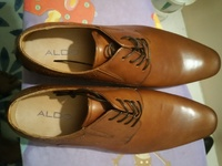 Aldo mens dress shoes