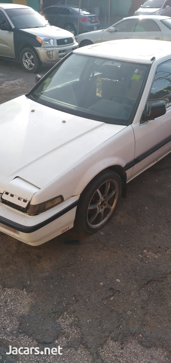 Honda Accord 1,4L 1989-5