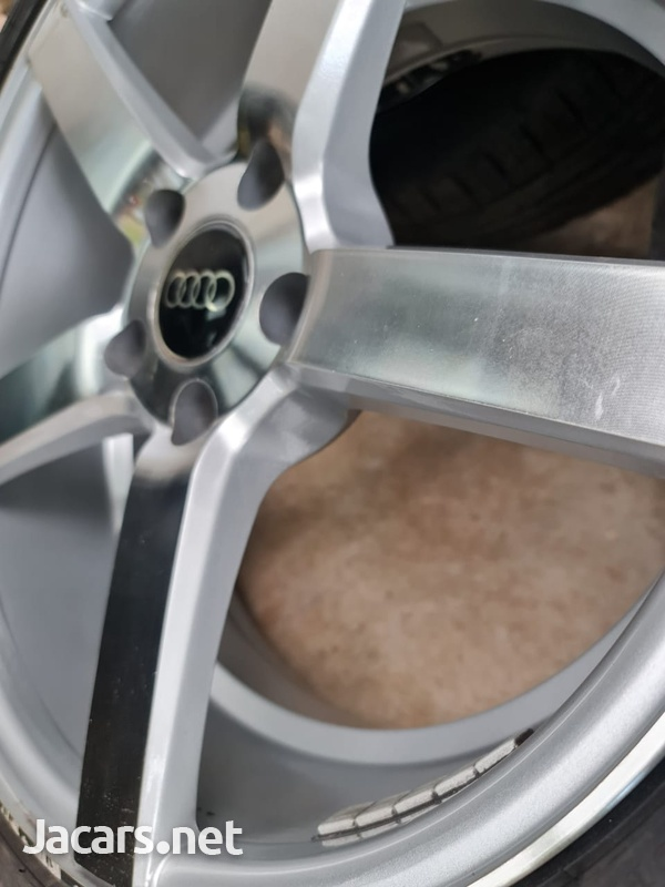 Rims and Tyres for Audi or Benz call 384-7546-4
