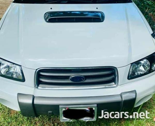 Subaru Forester 1,9L 2004-1