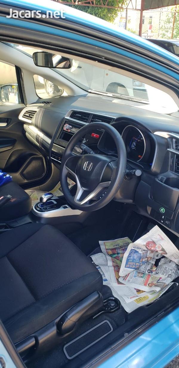Honda Fit 1,4L 2014-5