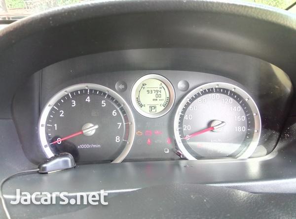 Nissan LaFesta 2,0L 2011-2
