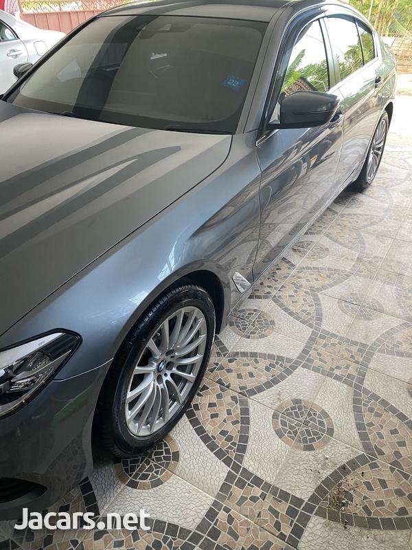 BMW 5-Series 2,0L 2017-2