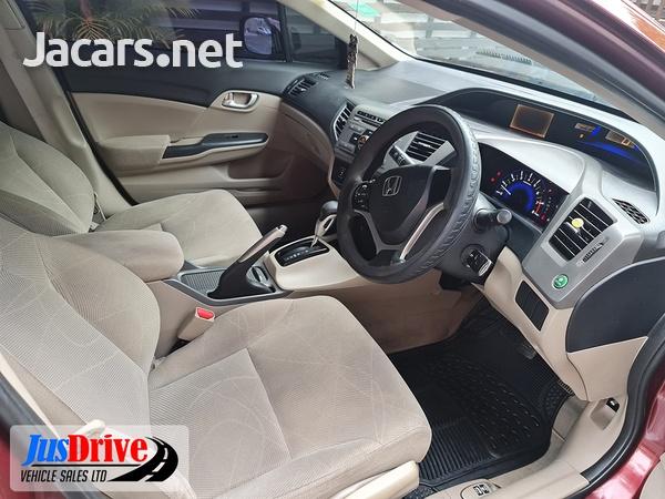 Honda Civic 1,6L 2012-7