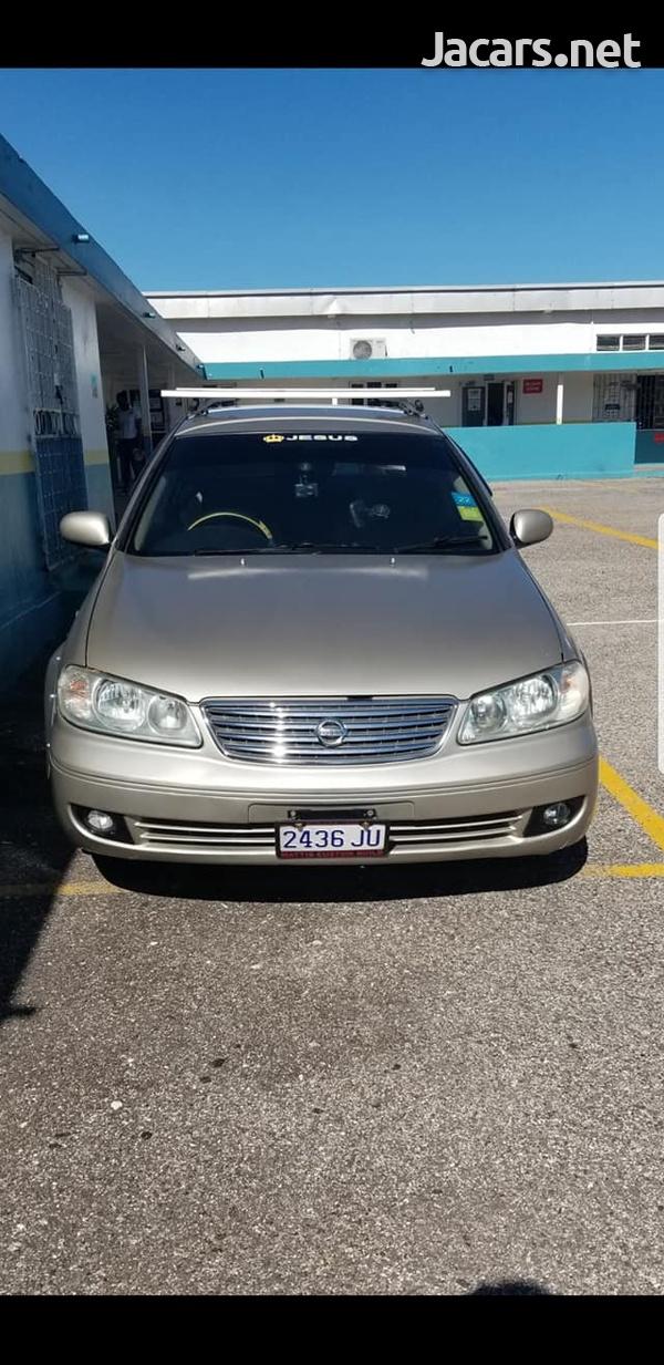 Nissan Sunny 1,6L 2007-8