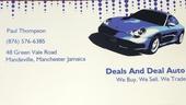 Deals And Deals