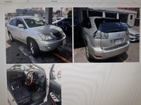 Toyota Harrier 2,3L 2007