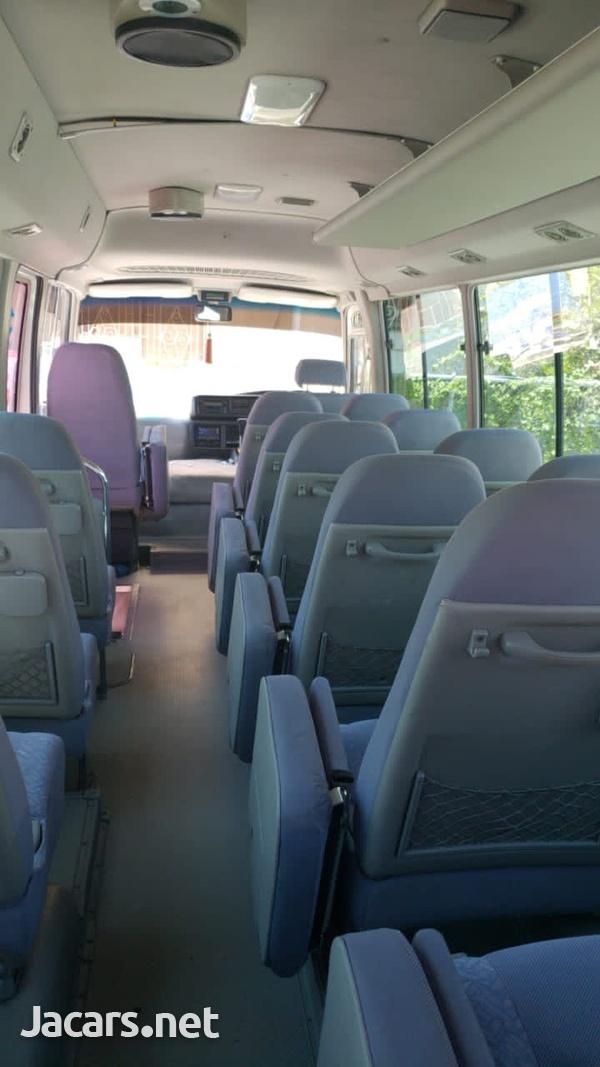 2010 Toyota Coaster Bus-4