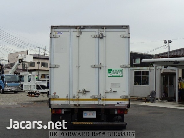 2012 Isuzu Elf Freezer Truck-5