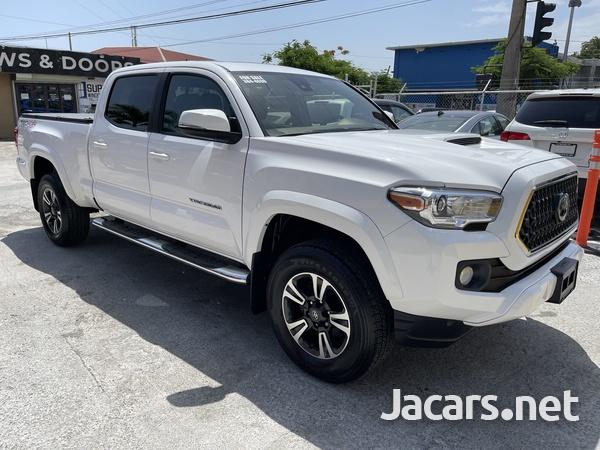 Toyota Tacoma 3,5L 2019-3