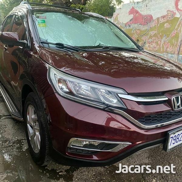 Honda CRV 2,6L 2015-7