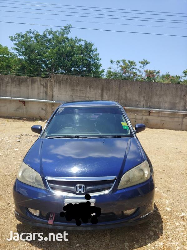 Honda Civic 1,5L 2004-1