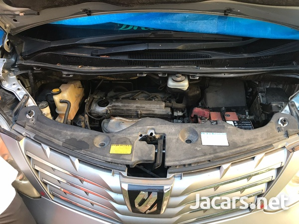 Toyota Alphard 2,0L 2011-7