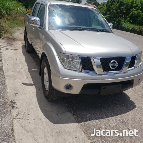 Nissan Navara 2,5L 2008-1