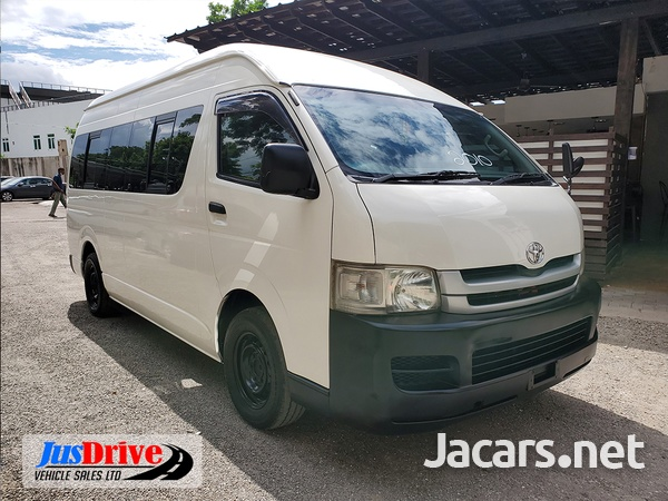 Toyota Hiace 2,9L 2010-1
