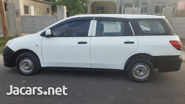 Nissan AD Wagon 1,6L 2012-2