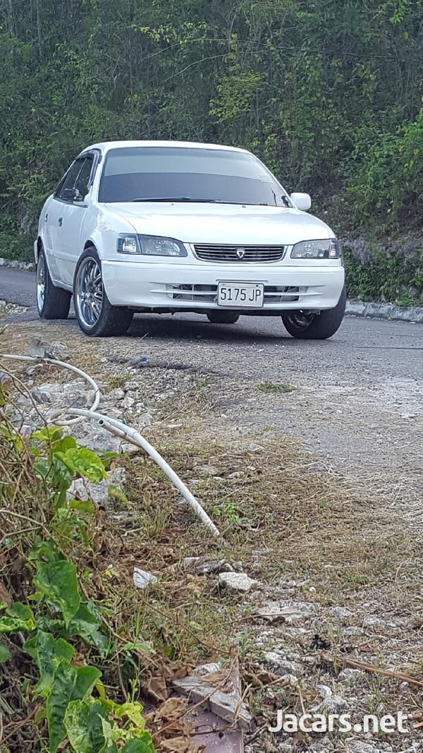 Toyota Corolla 1,6L 2000-2