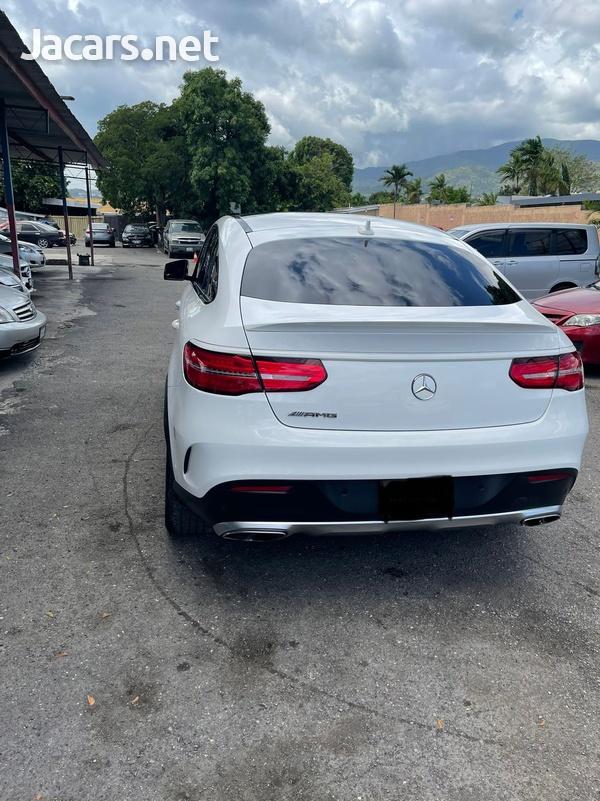 Mercedes-Benz GLE-Class 3,5L 2018-4