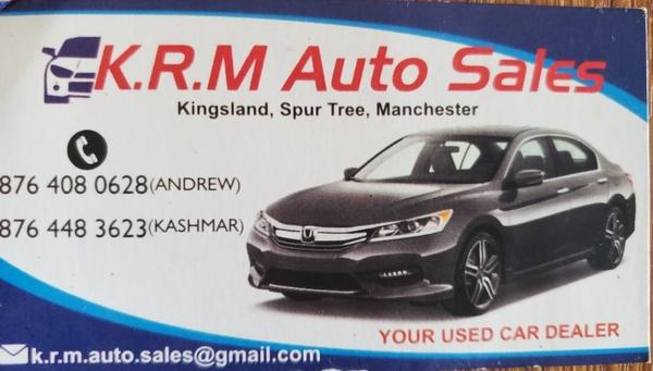 KRM Auto Sales
